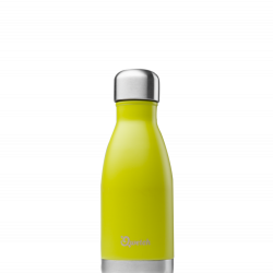 Bouteille isotherme inox Vert - 260 ml
