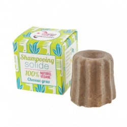 Shampooing solide cheveux gras