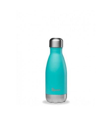 Bouteille isotherme inox 260 ml Bleu Pastel