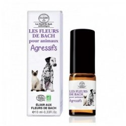 Animaux agressifs Bio - spray 10 ml