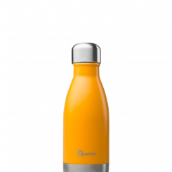 Bouteille isotherme inox Orange - 260 ml
