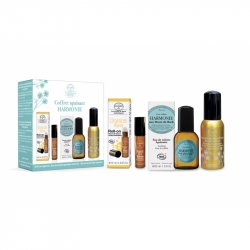 Coffret Harmonie : 1 roll-on + 1 Parfum + 1 Brume