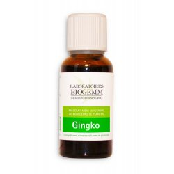 Ginkgo bourgeon - 30 ml