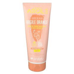 Gommage exfoliant sucre de peau Argile orange - 200 ml