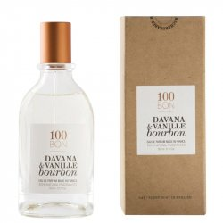 Parfum Naturel Davana & Vanille bourbon - 50 ml