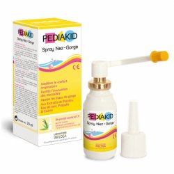 Spray Nez Gorge Pediakid - 20 ml