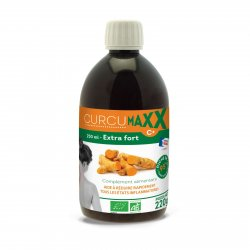 Curcumaxx C+ Extra fort Bio - flacon 250 ml