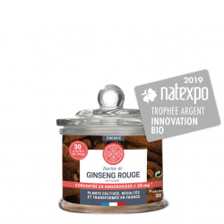 Energie Ginseng Rouge 30 jours - poudre