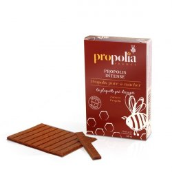 Propolis pure à macher - plaquette 10 g