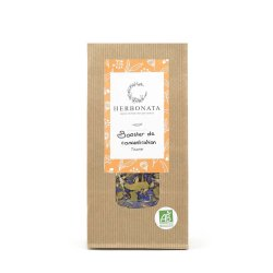 Tisane Booster de concentration - 100g