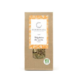 Tisane Regulation des sucres Bio - 100 g