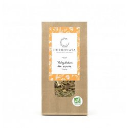 Tisane Regulation des sucres Bio - 40 g